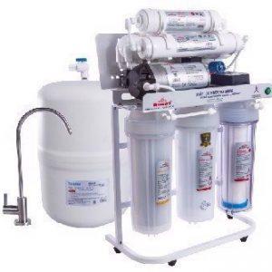 máy lọc nước không tủ để gầm robot