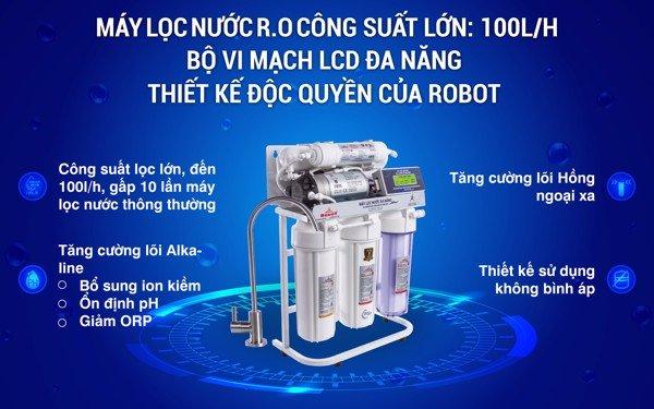 Máy lọc nước Alpha 939G