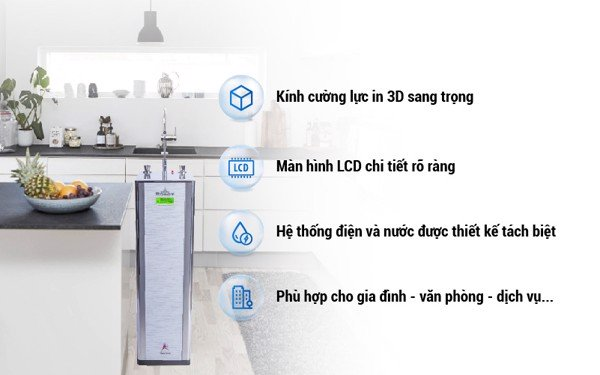 Máy lọc nước R.O Robot NN